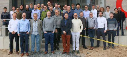 IEEE P2020 Working Group Düsseldorf 18.02.2019